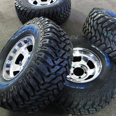 Offroad Reifen Felgen
